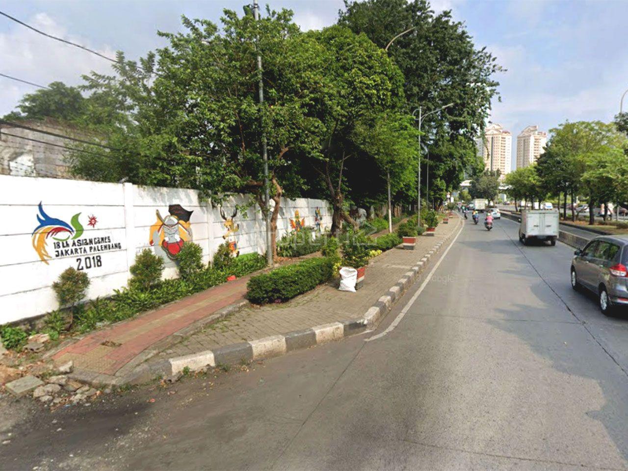 Commercial Land in Slipi, West Jakarta, DKI Jakarta