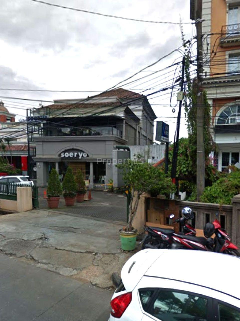 Lahan Komersial di Warung Buncit, DKI Jakarta
