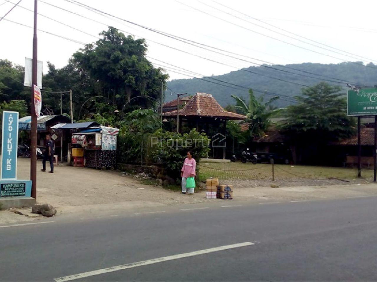 Take Over Lahan Perumahan 35 Ha di Sekitar Bogor, Kab. Bogor
