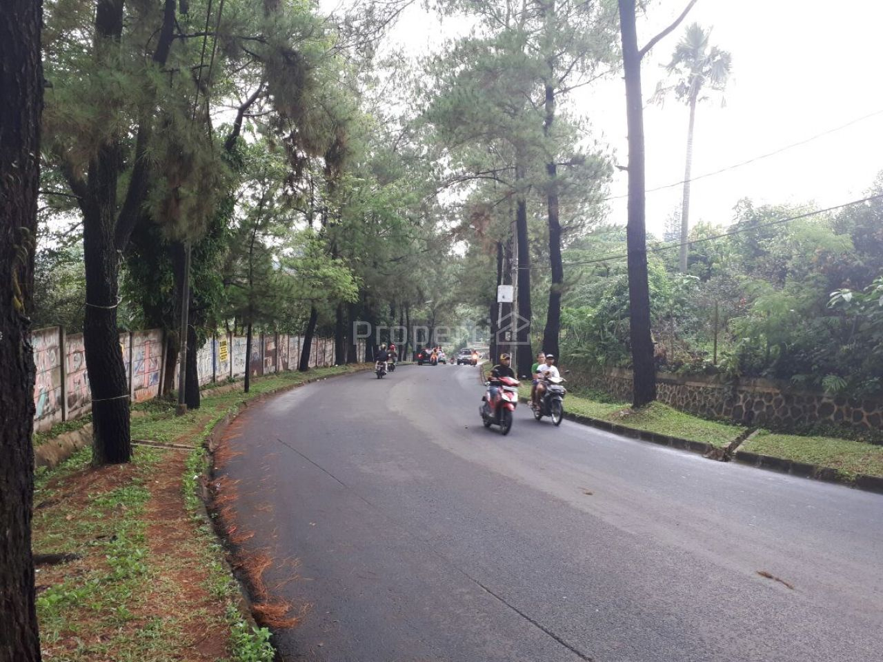 Land for Housing and Apartment Allocation in Cinere, DKI Jakarta