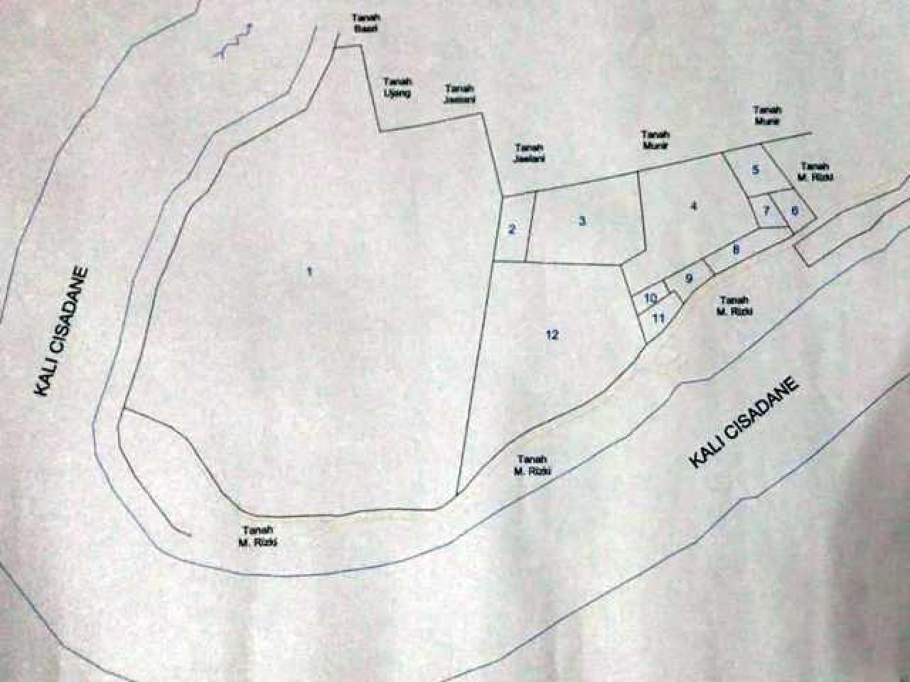 Lahan Peruntukan Perumahan di Ranca Bungur, Kab. Bogor