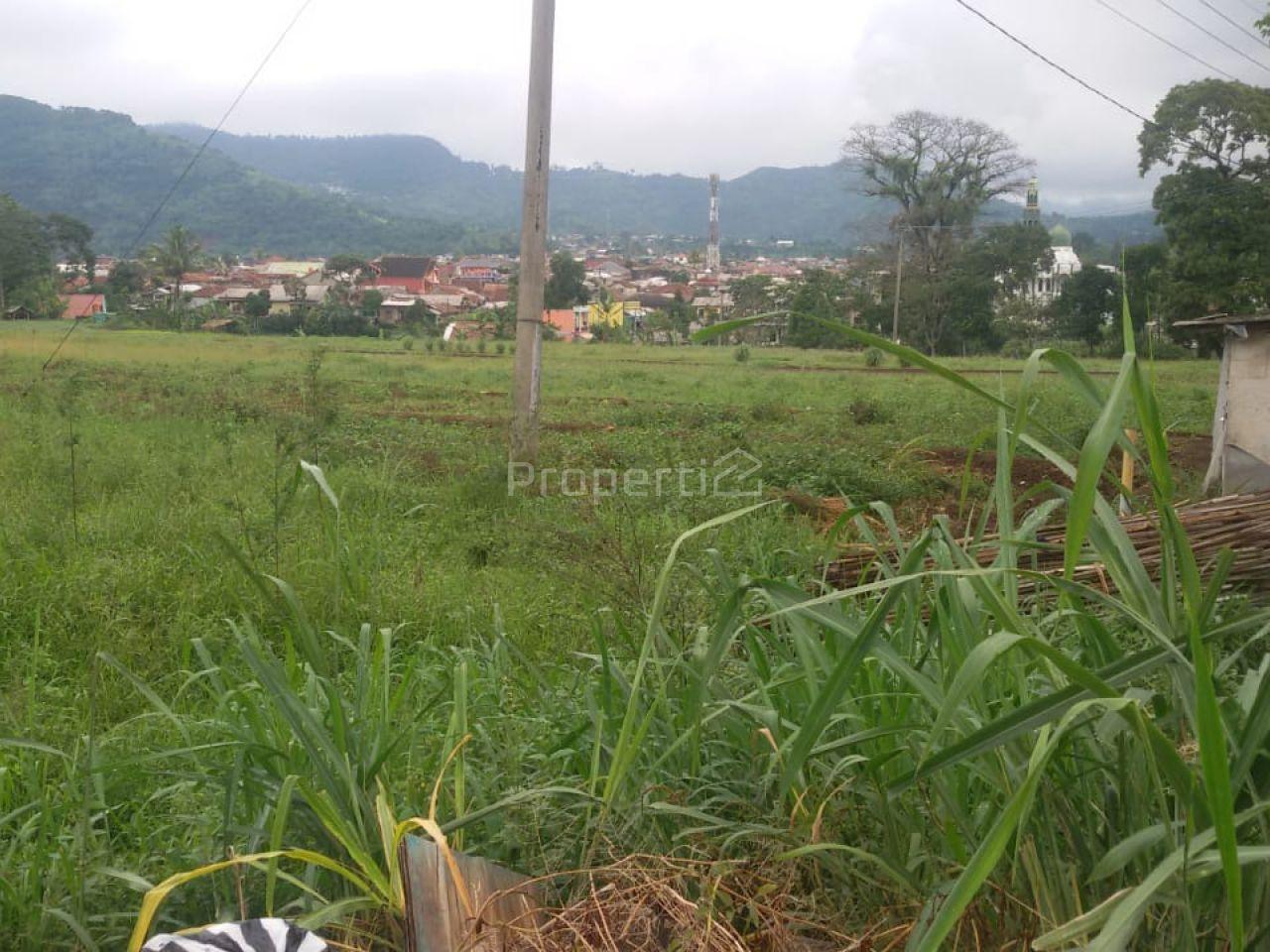 Lahan Peruntukan Perumahan di Sukaresmi Cianjur, Jawa Barat