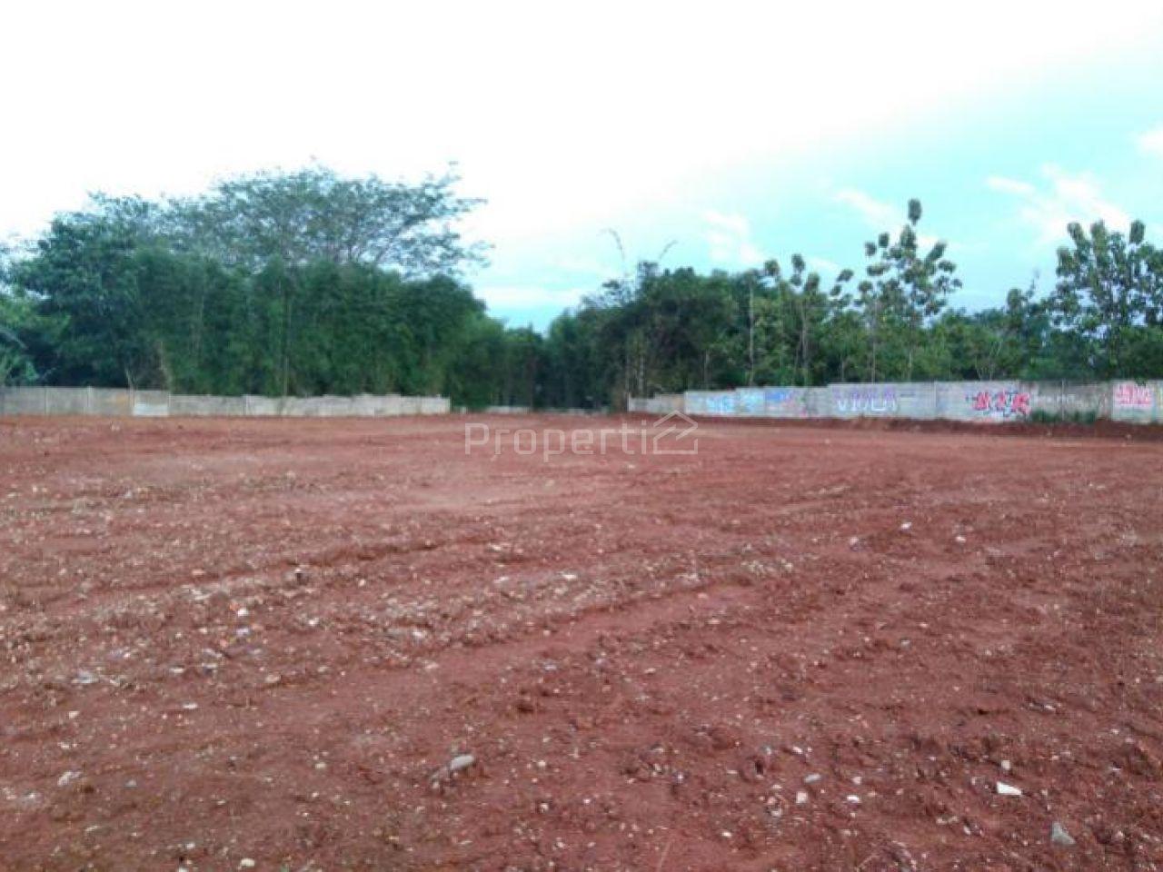 Roadside Land at Rawa Buntu, Serpong, Banten
