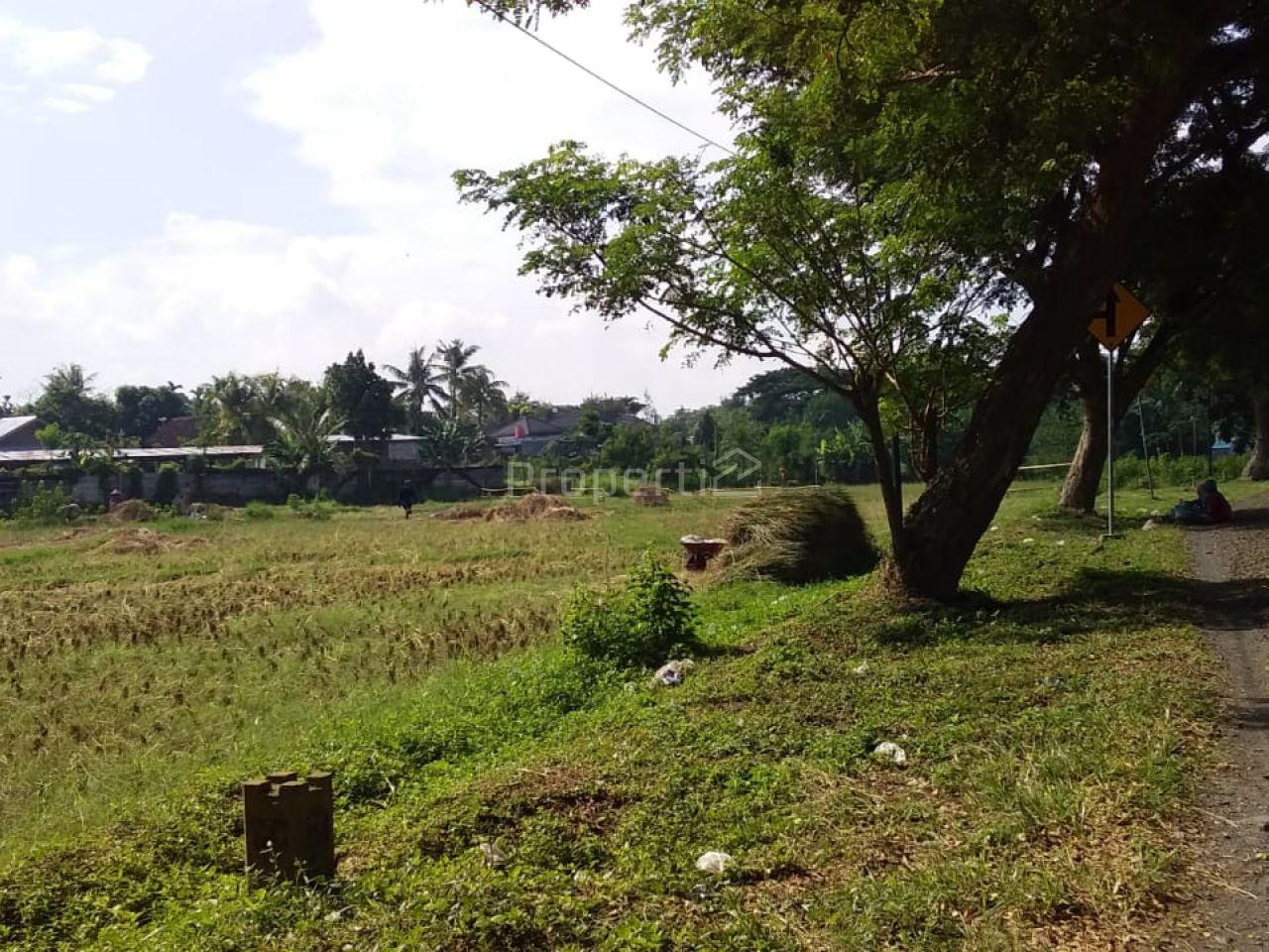 Lahan Pinggir Jalan Raya di Kuripan, Lombok Barat, Kab. Lombok Barat