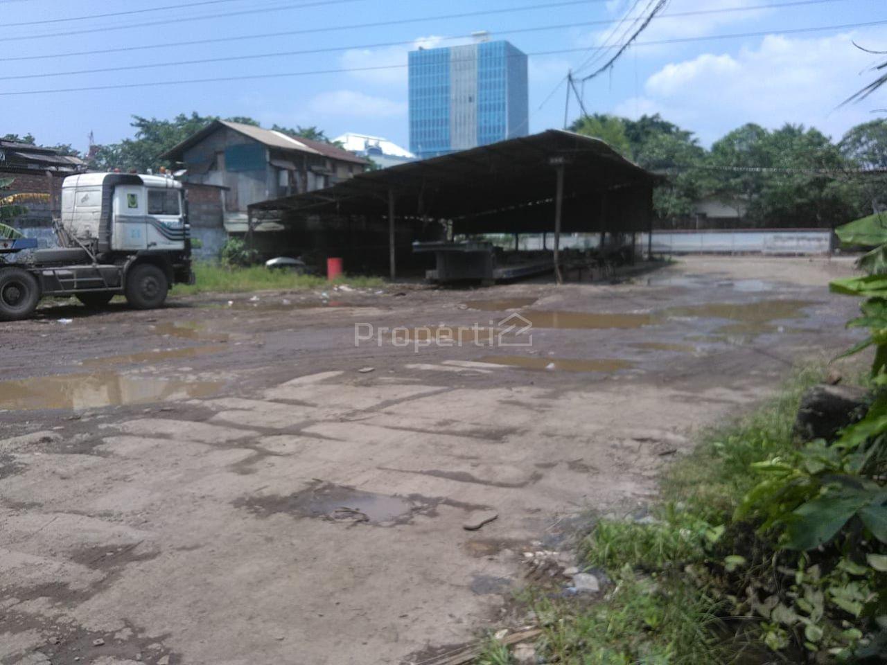 Lahan Strategis 1,7 Ha di Kelapa Gading, Jakarta Utara, DKI Jakarta