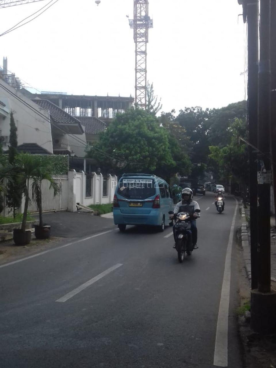 Lahan Strategis di Jati Padang, Pasar Minggu, DKI Jakarta