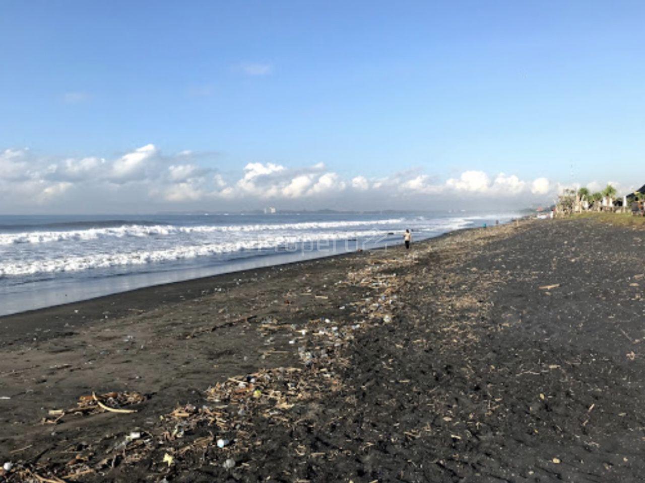 Lahan Tepi Pantai di Pantai Lembeng, Bali