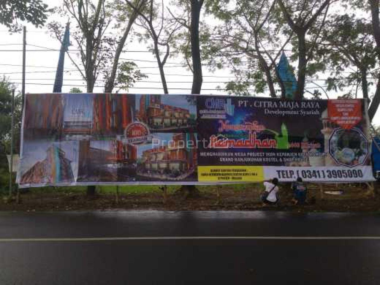 Investasi Unit Grand Kanjuruhan Kostel Malang, Kepanjen