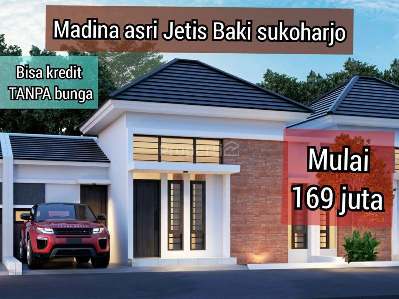 House Ready to Build in Madina Asri Jetis, Baki, Sukoharjo, Jawa Tengah