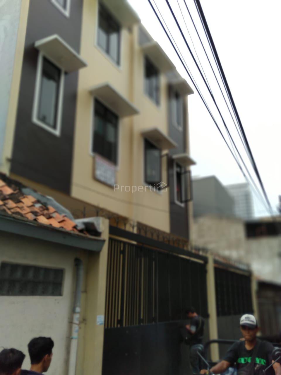 New Shophouse in Tamansari Business Area, West Jakarta, DKI Jakarta