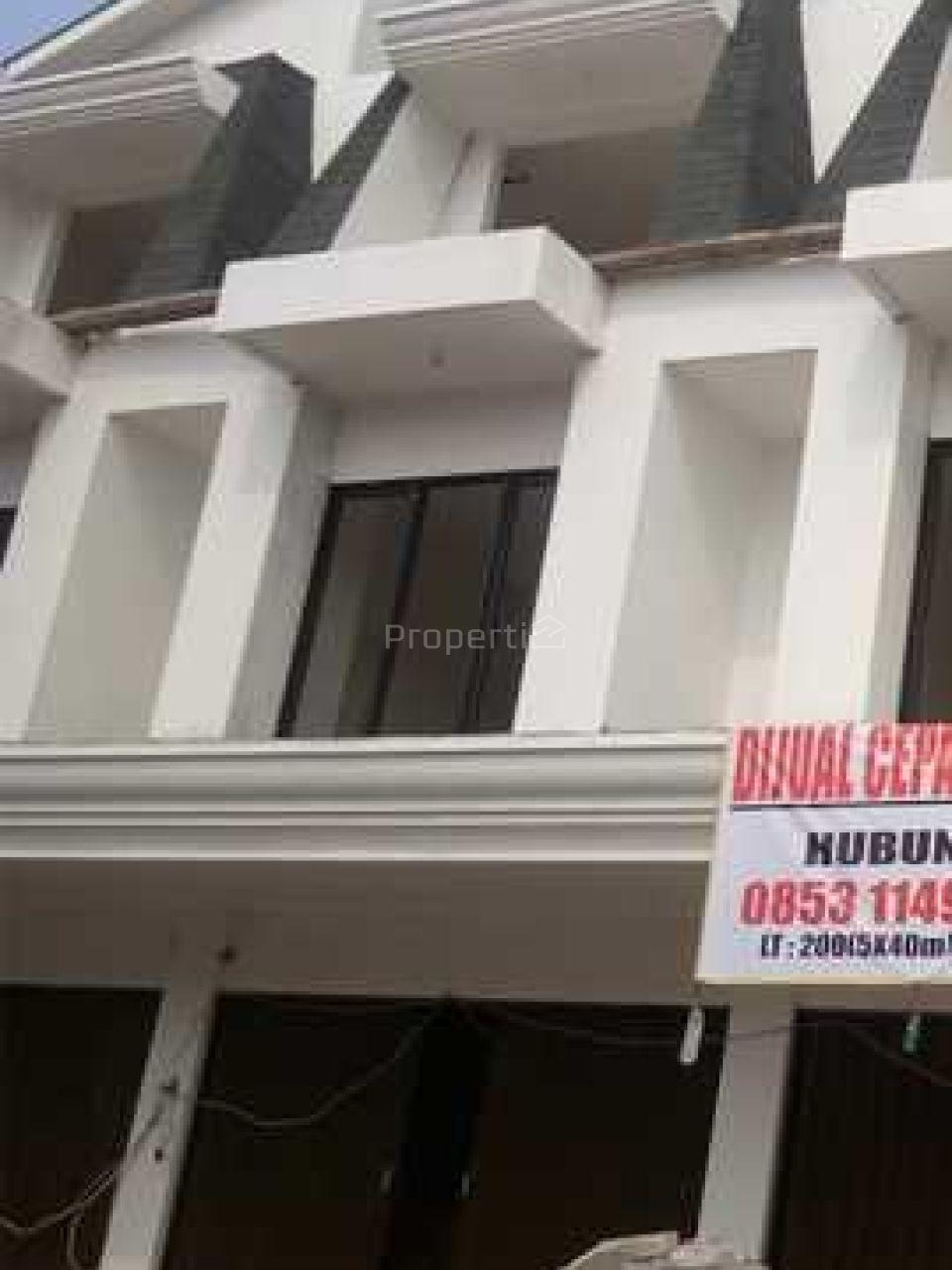 Ruko Gandeng 3,5 Lantai di Cinere, Jawa Barat