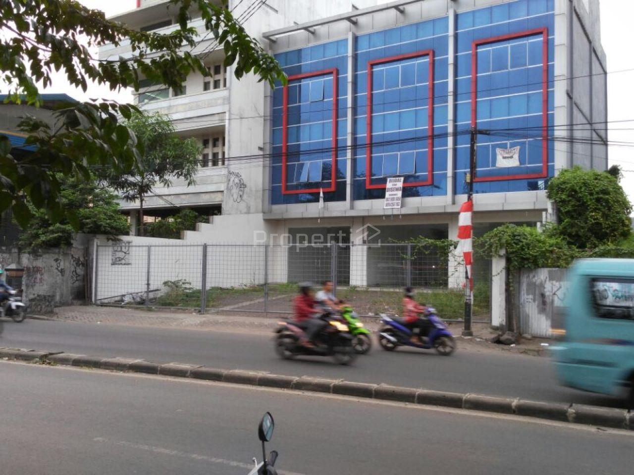 Ruko Gandeng di Kebayoran Lama, Jakarta Barat