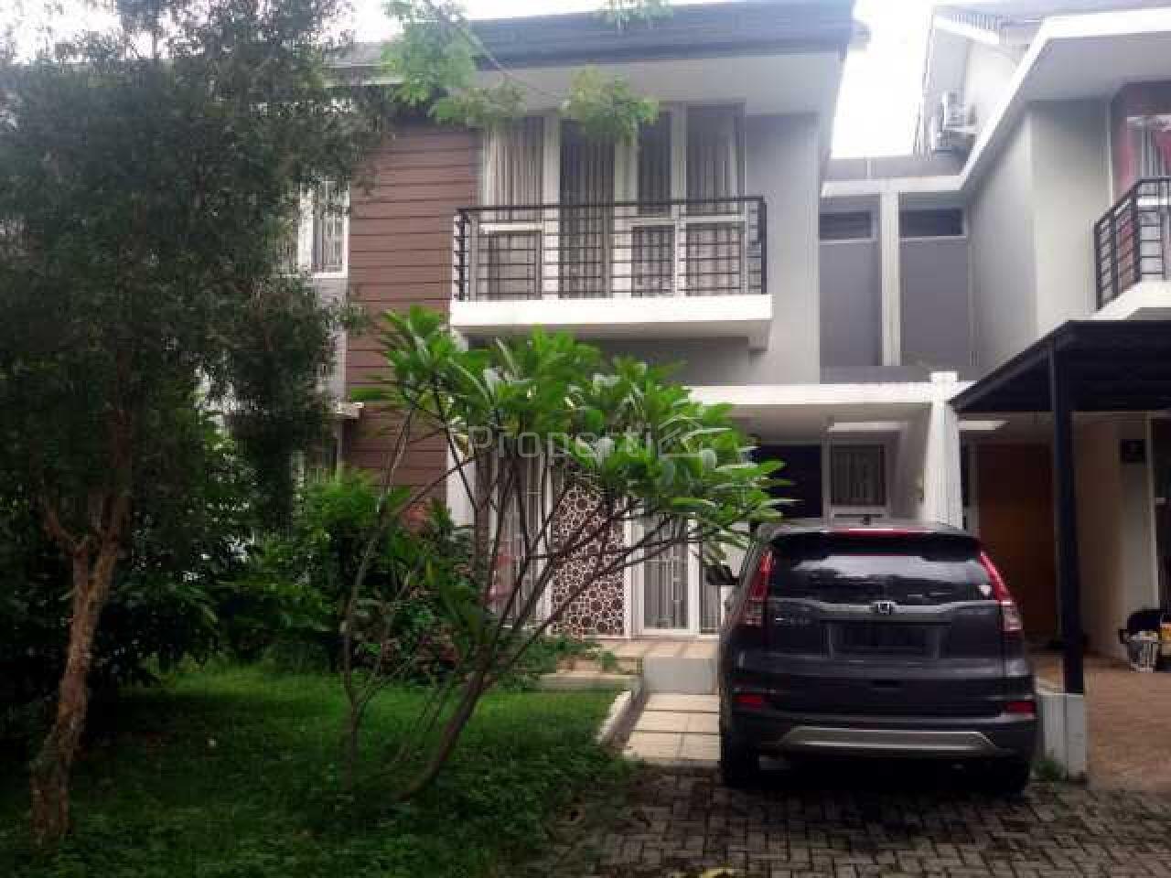 2.5-Storey House in Prestigious Residences in Cibubur, Jawa Barat