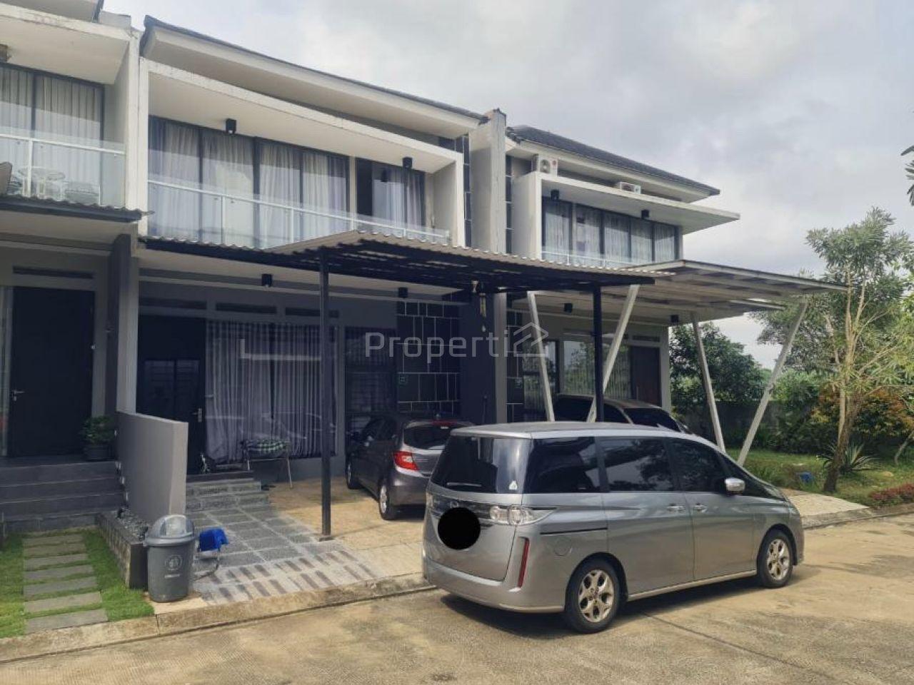 2 Storey House at Golden Park 2, Cisauk, Banten