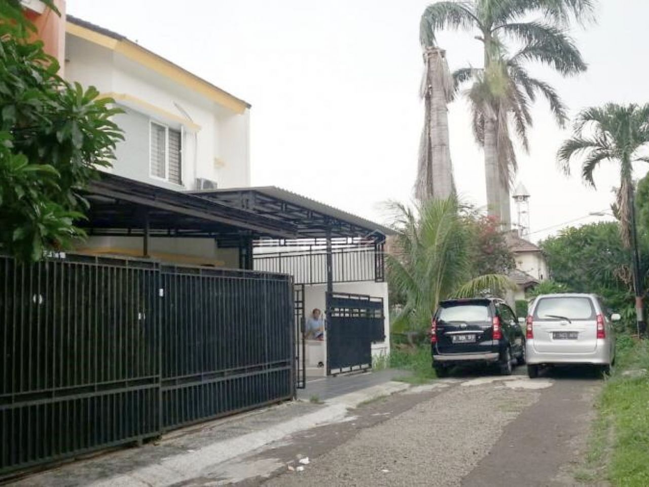 2-Storey House at Griya Loka BSD, Banten