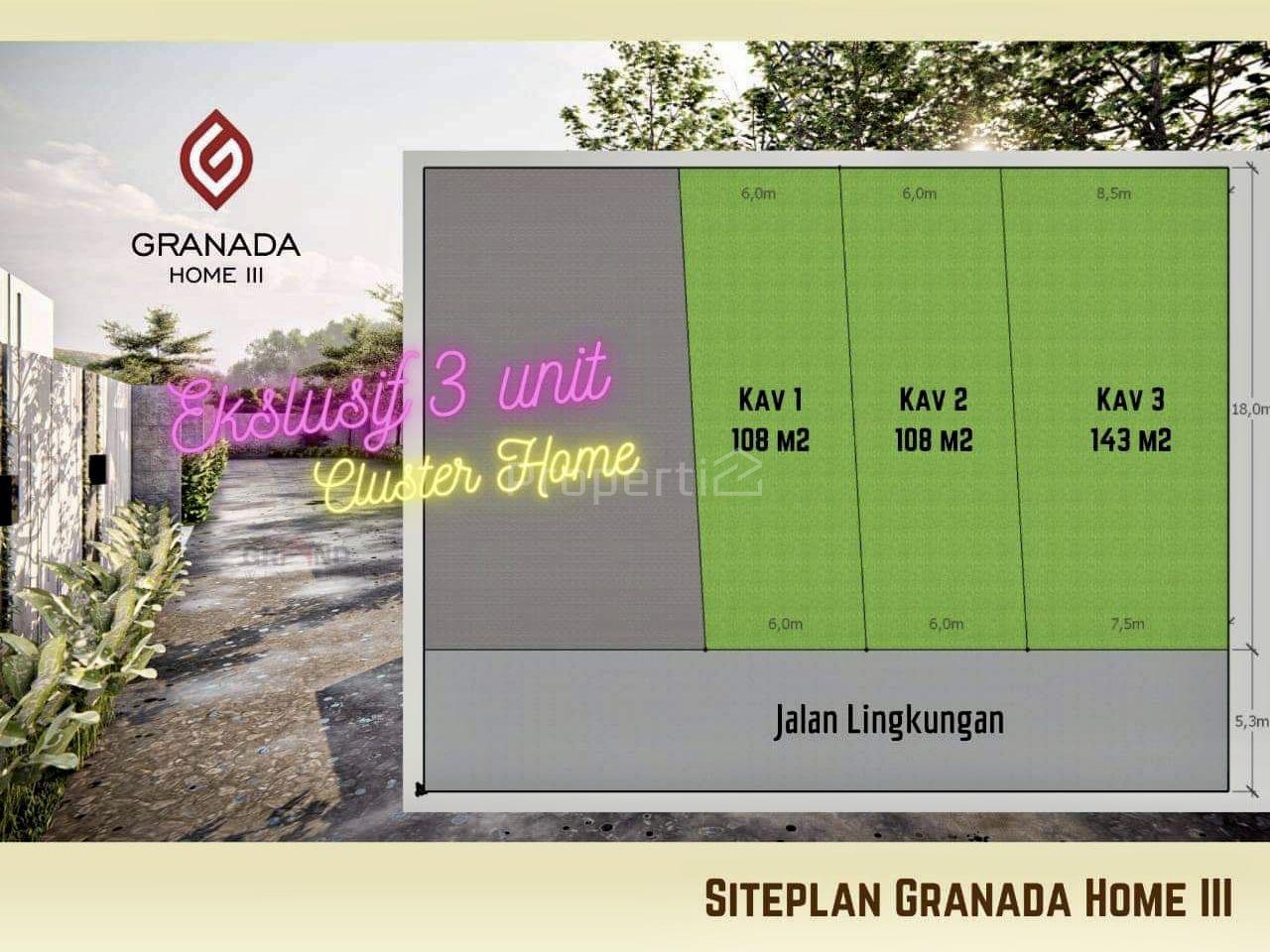 Rumah 2 Lantai di Tembalang, Kota Semarang, Tembalang