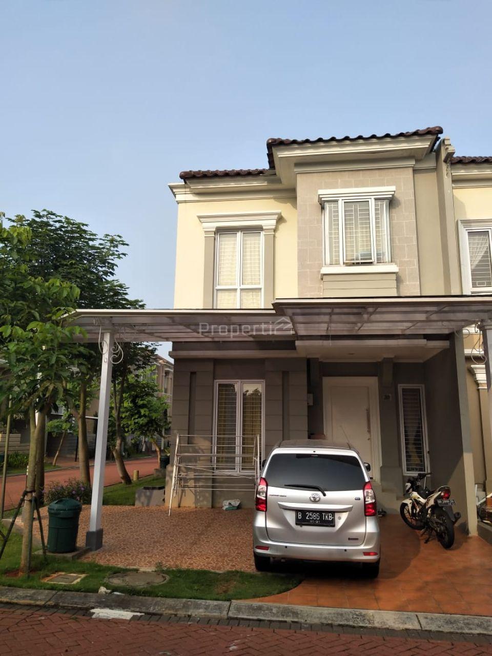 Rumah 2 Lantai Posisi Hook di Gading Serpong, Banten