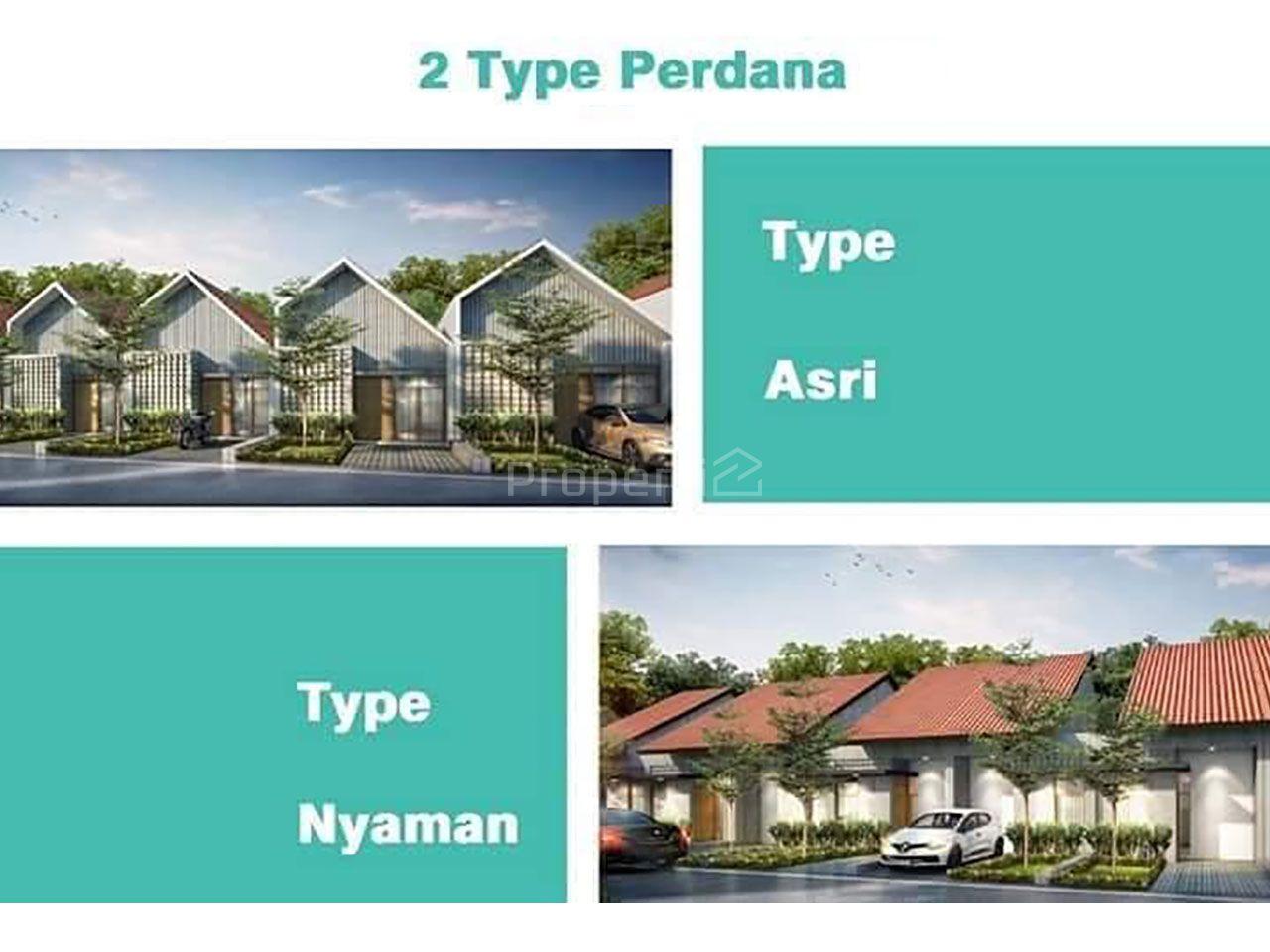 Perumahan The Essentials, Jambe, Tangerang, Banten