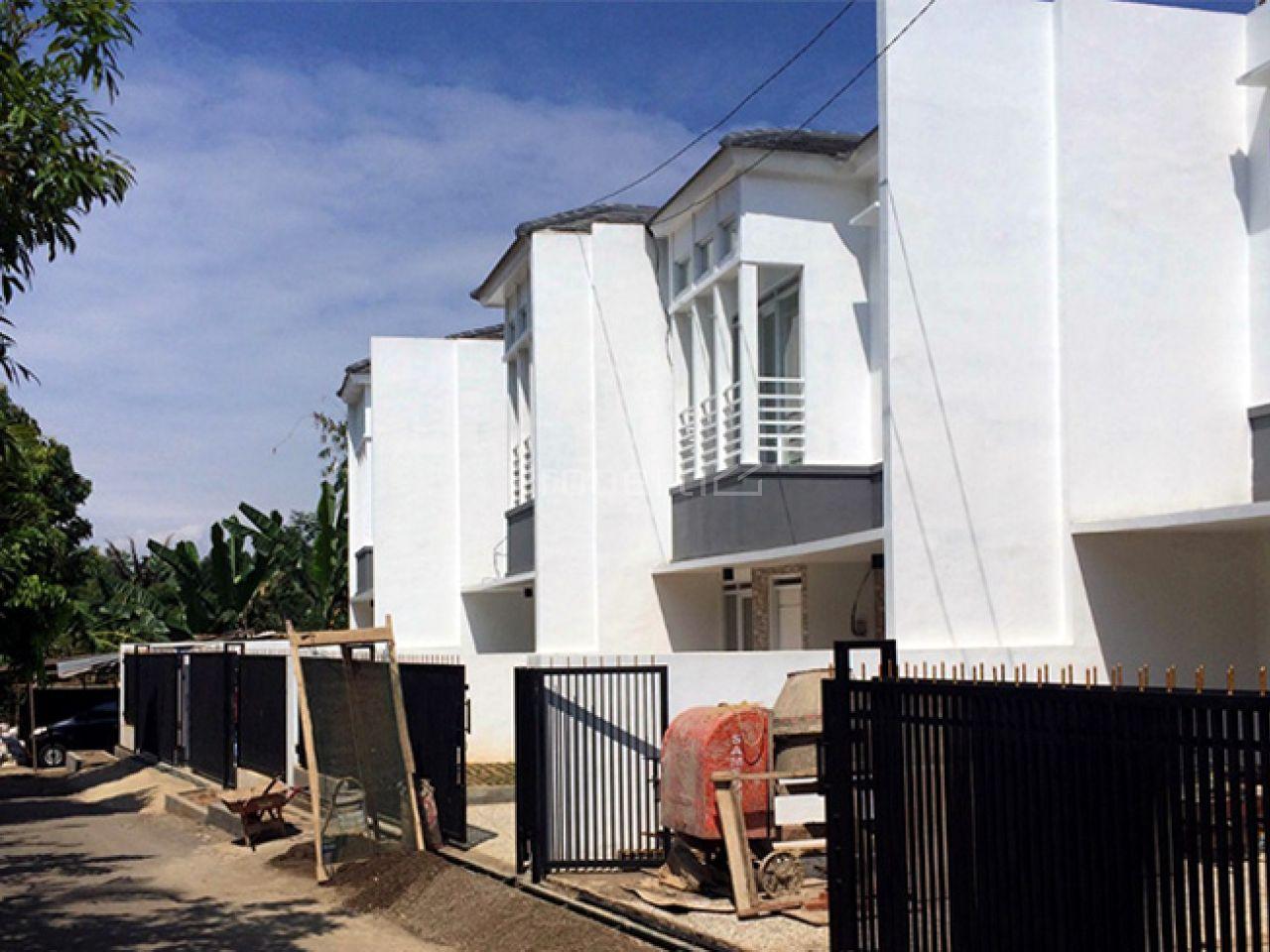 Rumah Baru Minimalis 2 Lantai di Lingkungan Kuldesak Sekitar Dago, Cibeunying Kaler