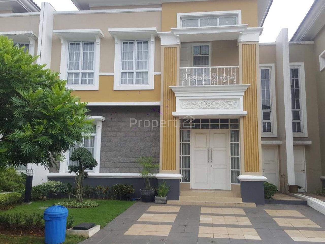 Rumah Baru dalam Cluster di Gading Serpong, Banten