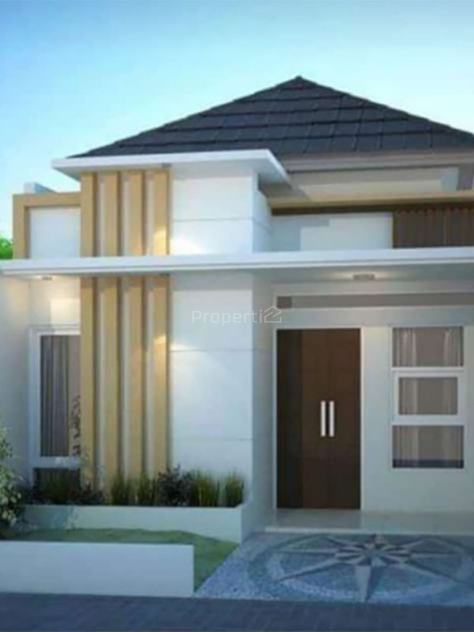 New House in Cluster, Pesona Saptorenggo Permai, Pakis, Kab. Malang