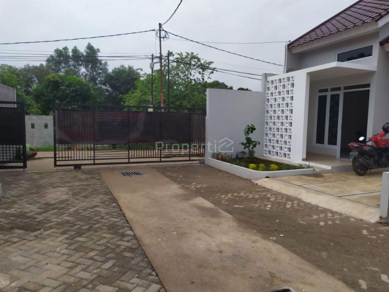 New House in Exclusive Cluster in Jatiasih, Jatiasih
