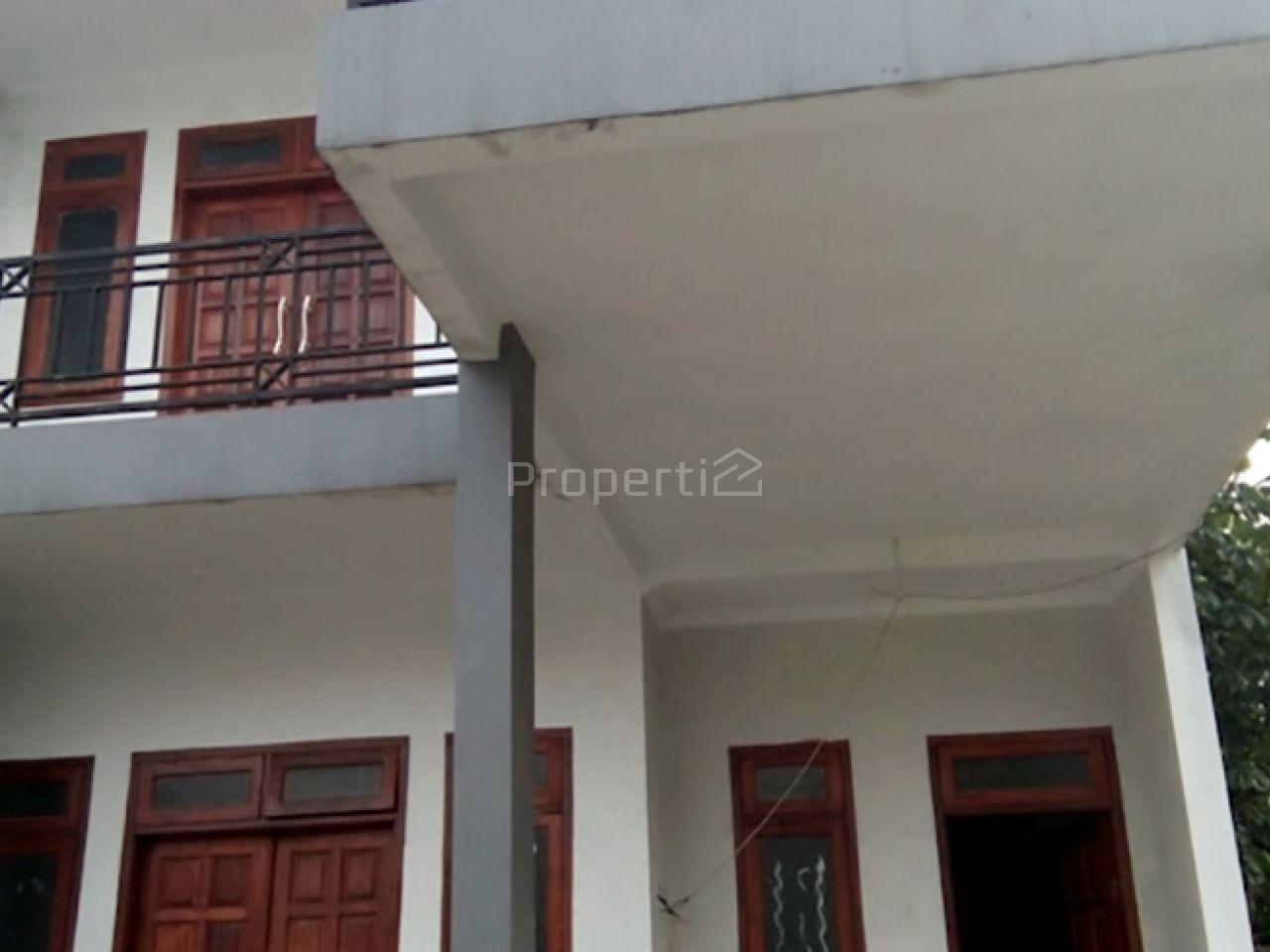 Rumah Baru 2 Lantai Dalam Cluster Sekitar Pasar Rebo, DKI Jakarta
