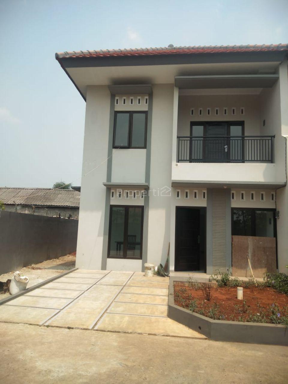 Rumah Baru dalam Cluster Strategis di Pamulang, Banten