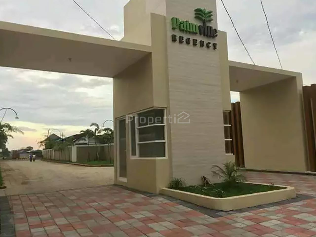 New House in Modern Residence in Sidoarjo City Center, Kab. Sidoarjo