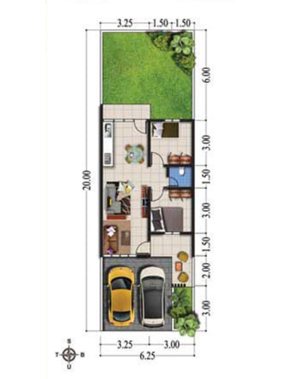 Rumah Baru Design Minimalis dalam Hunian Eksklusif di Jatiasih, Jawa Barat