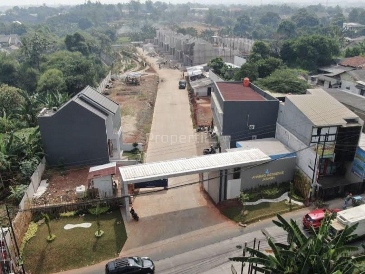 Rumah Baru di Anabuki Residence Jatiasih, Gunung Putri