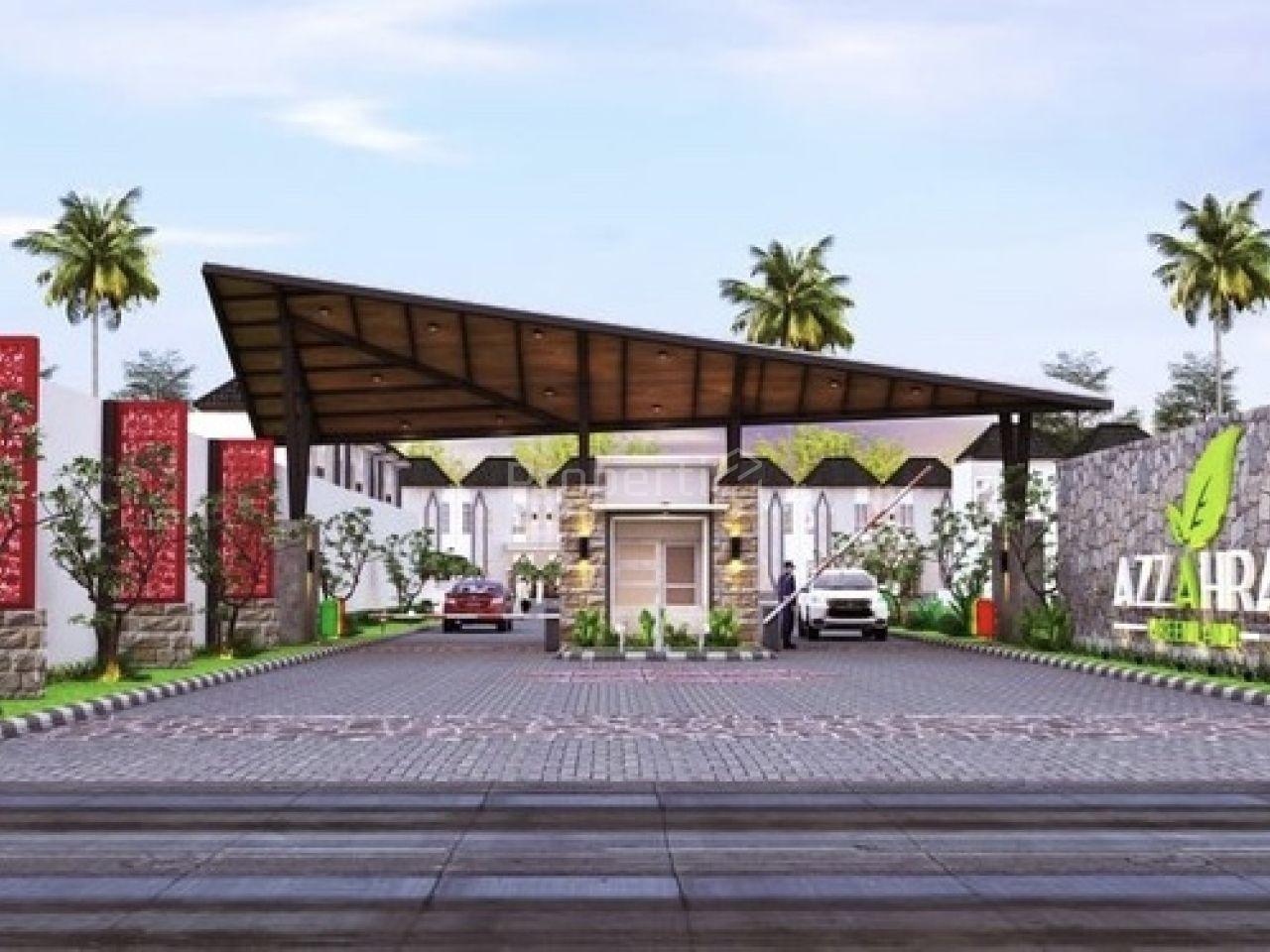 Rumah Baru di AZZAHRA GREEN LAND, Jawa Timur