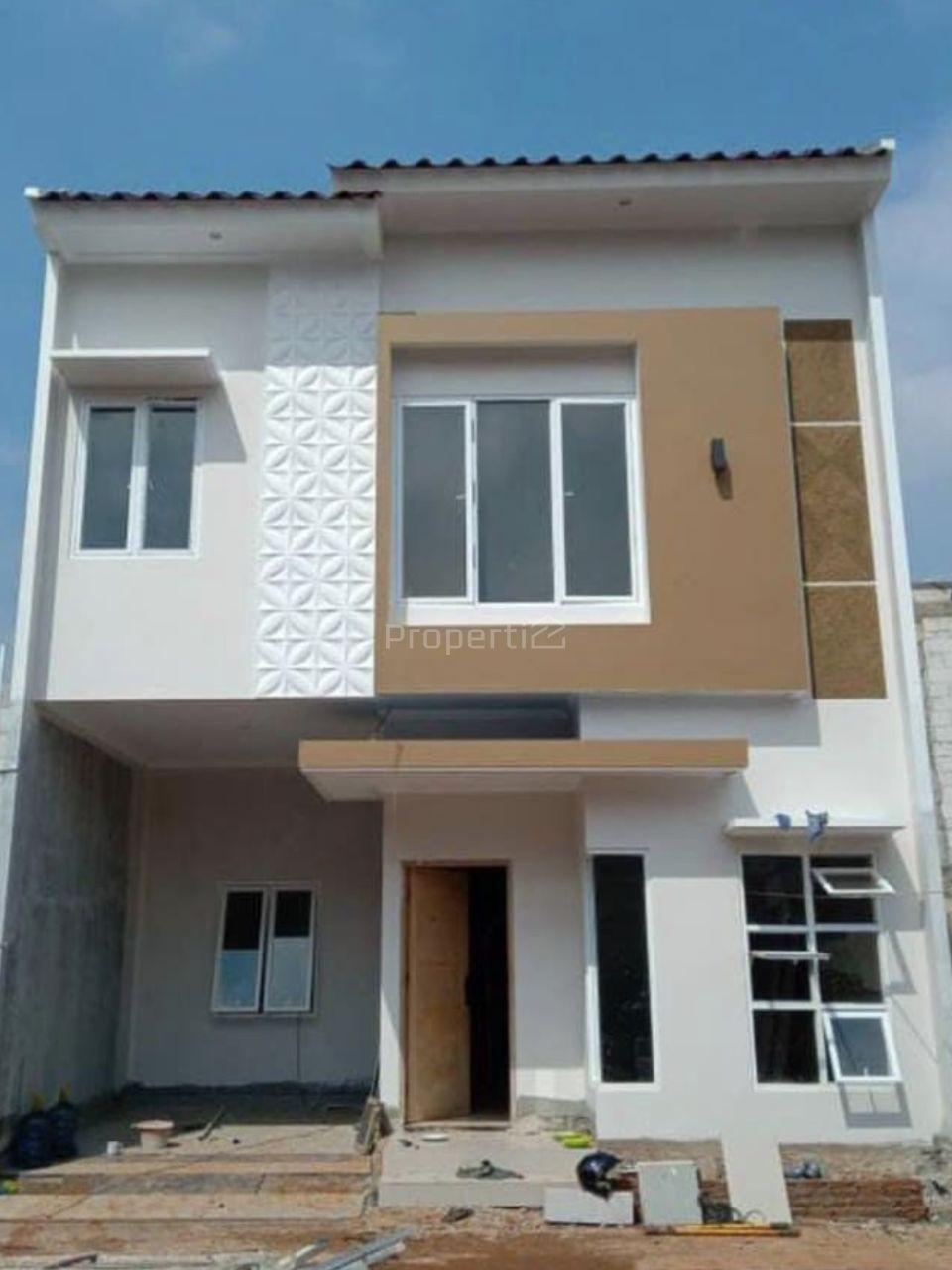 Rumah Baru di Ciganjur, Jakarta Selatan, DKI Jakarta
