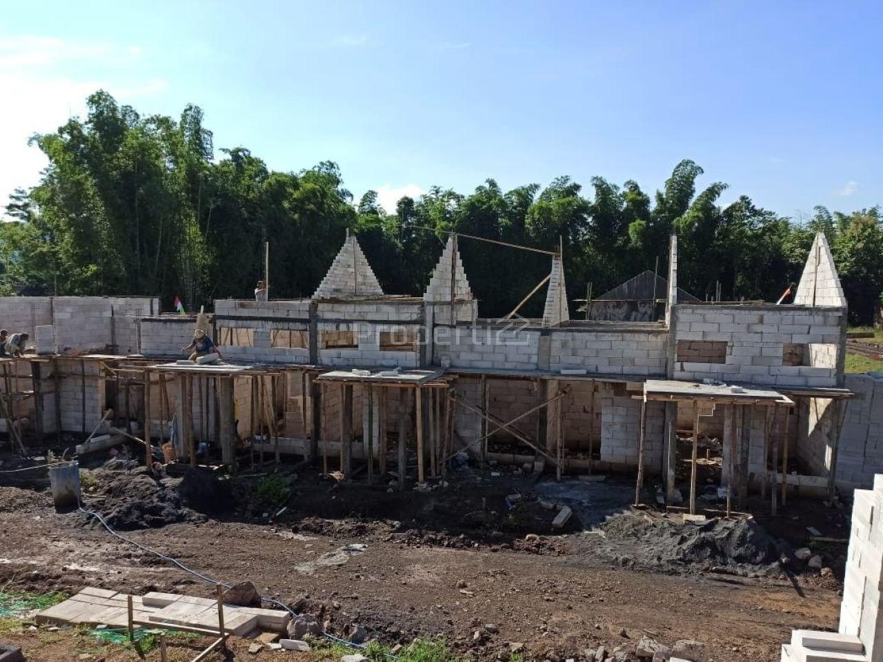 Rumah Baru di Dwiraka Graha, Kab. Malang