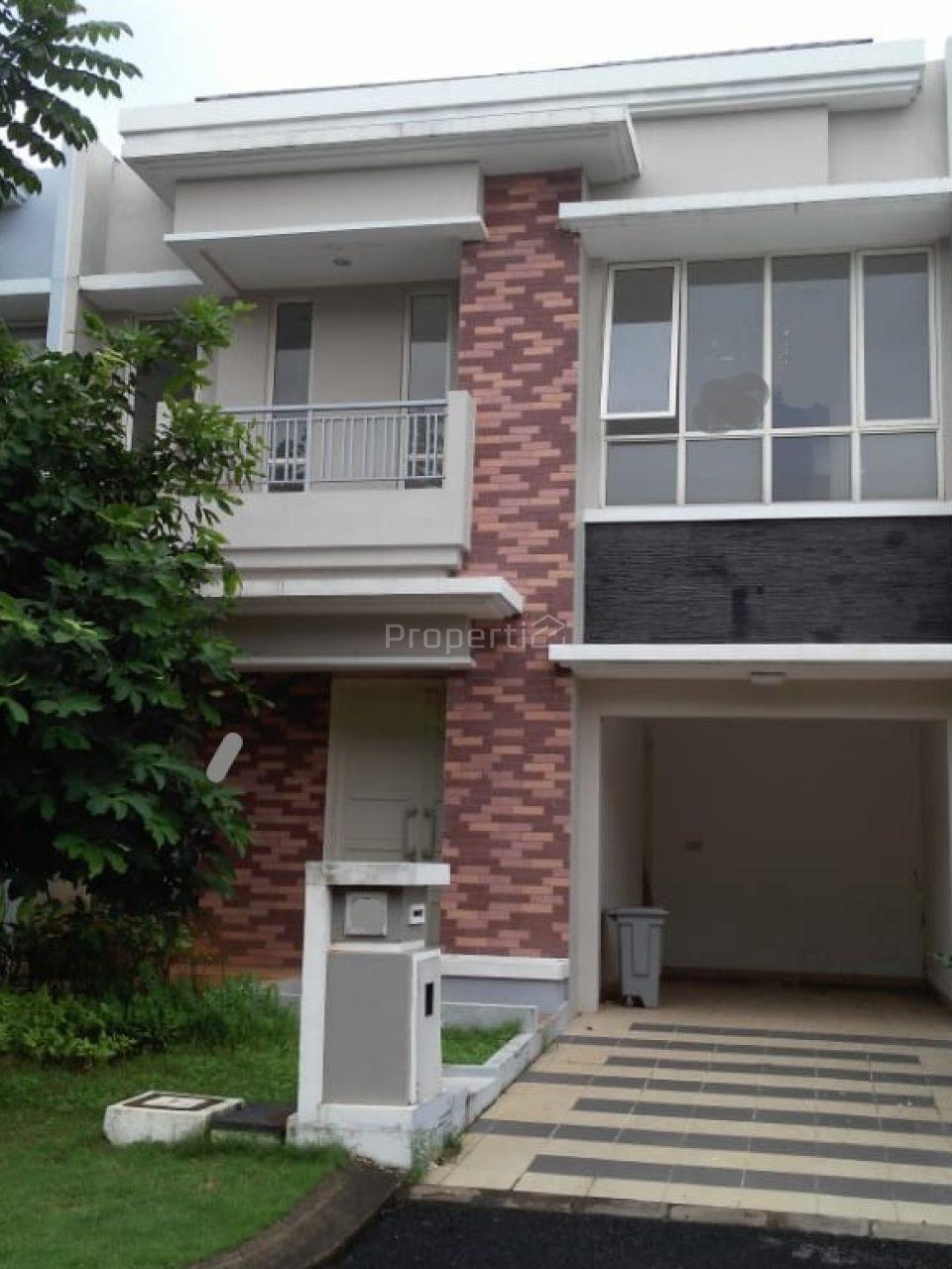 Rumah Baru di Faraday, Gading Serpong, Banten