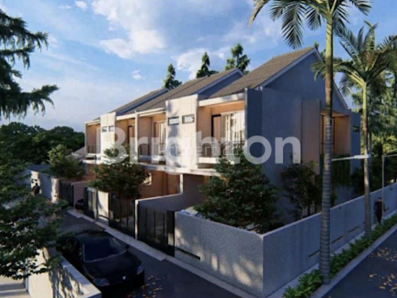 Rumah Baru di Griya Karunia, Kreo, Banten