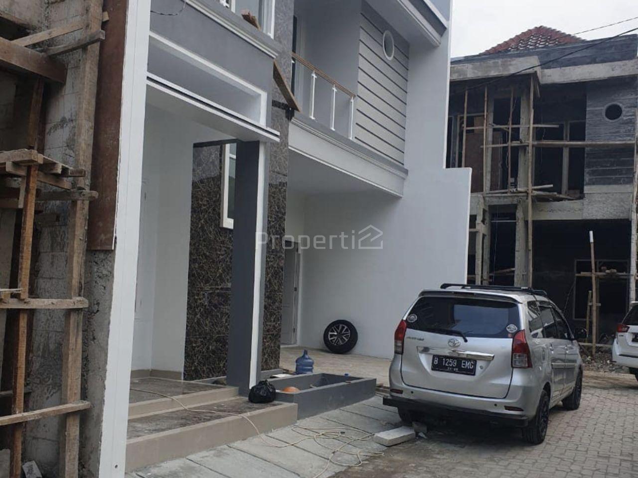 Rumah Baru di Jagakarsa, Jakarta Selatan, DKI Jakarta