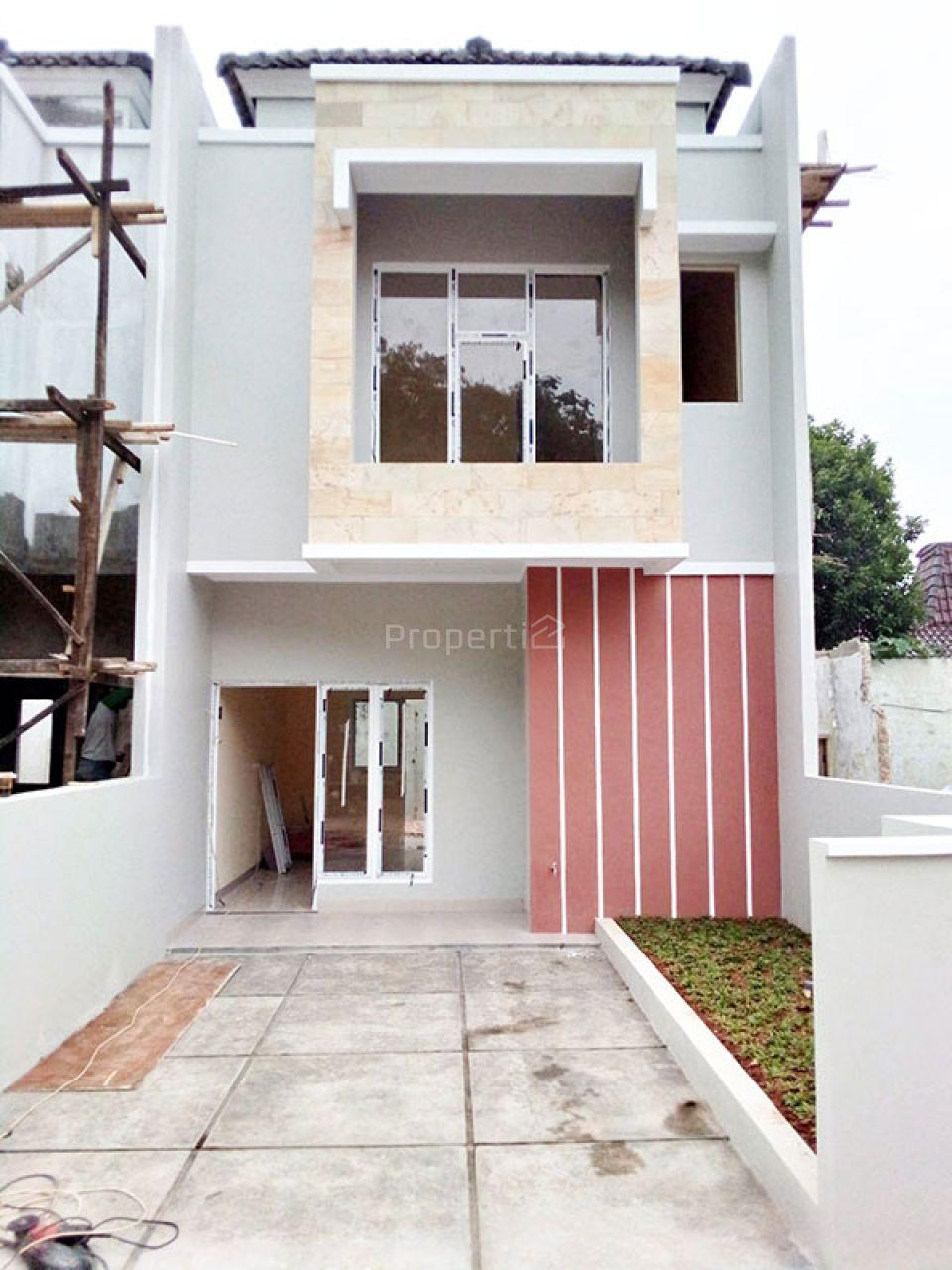 New House at Jl. Wibawa Mukti II, Bekasi City, Jawa Barat