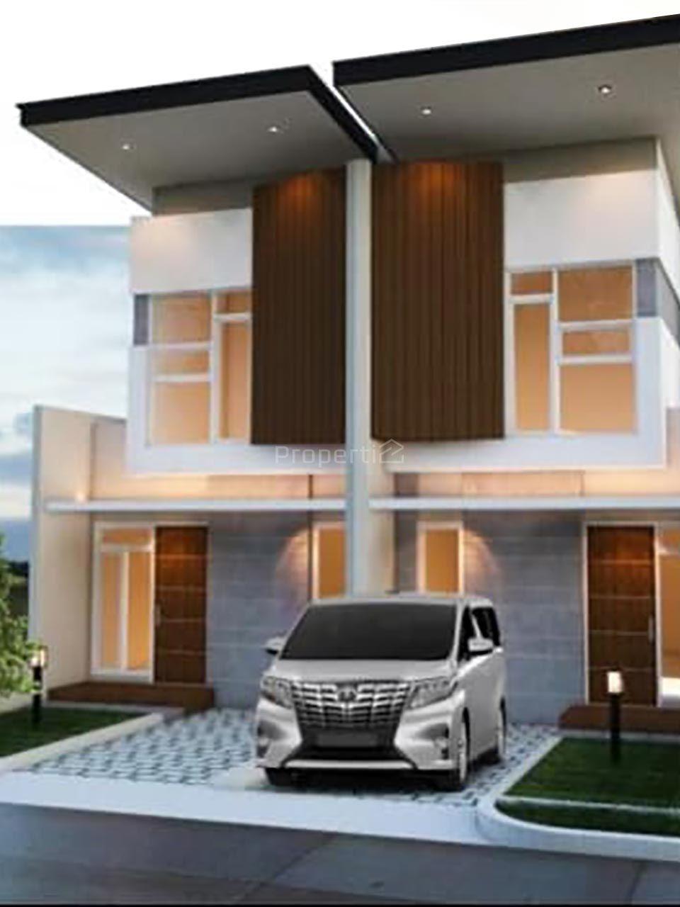 Rumah Baru di Kawasan Hunian Berkelas Kota Bekasi, Jawa Barat