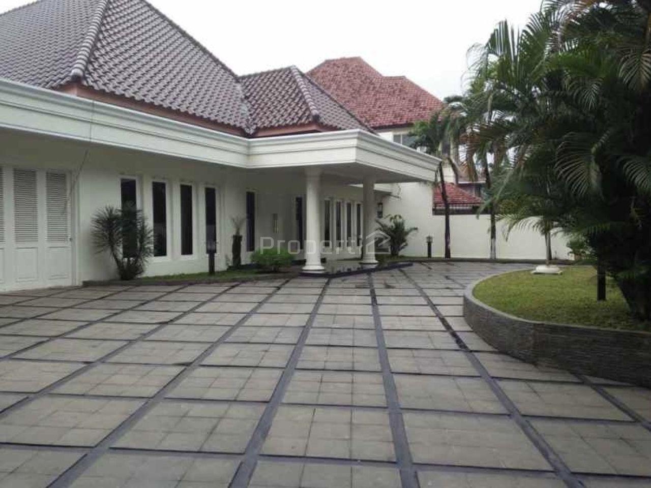 New House at Menteng, DKI Jakarta