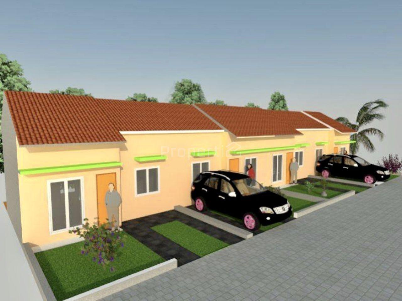 New House at Mutiara Kayu Residence, Tangerang, Banten