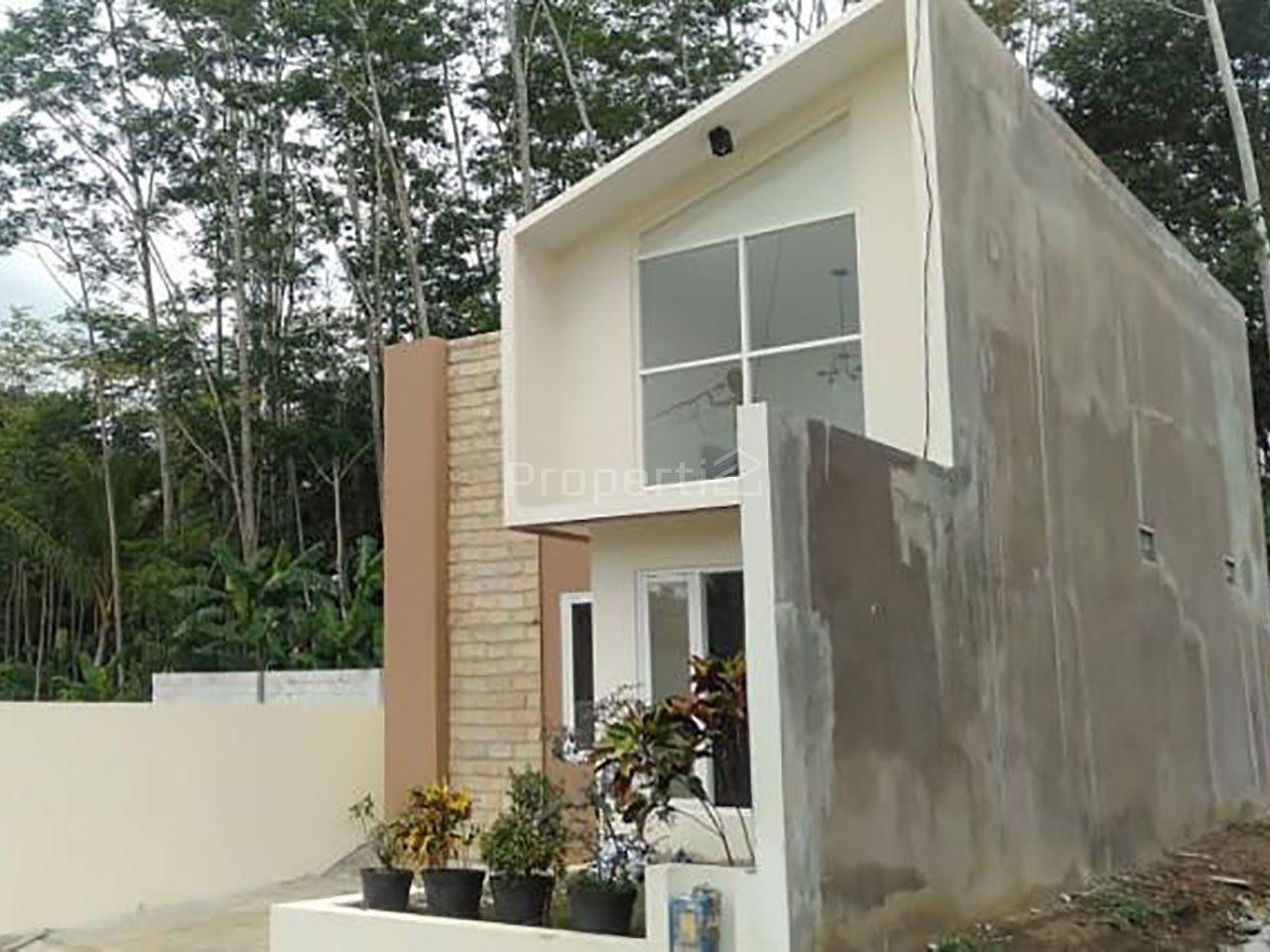 Rumah Baru di Permata Annisa Kota Malang, Jawa Timur
