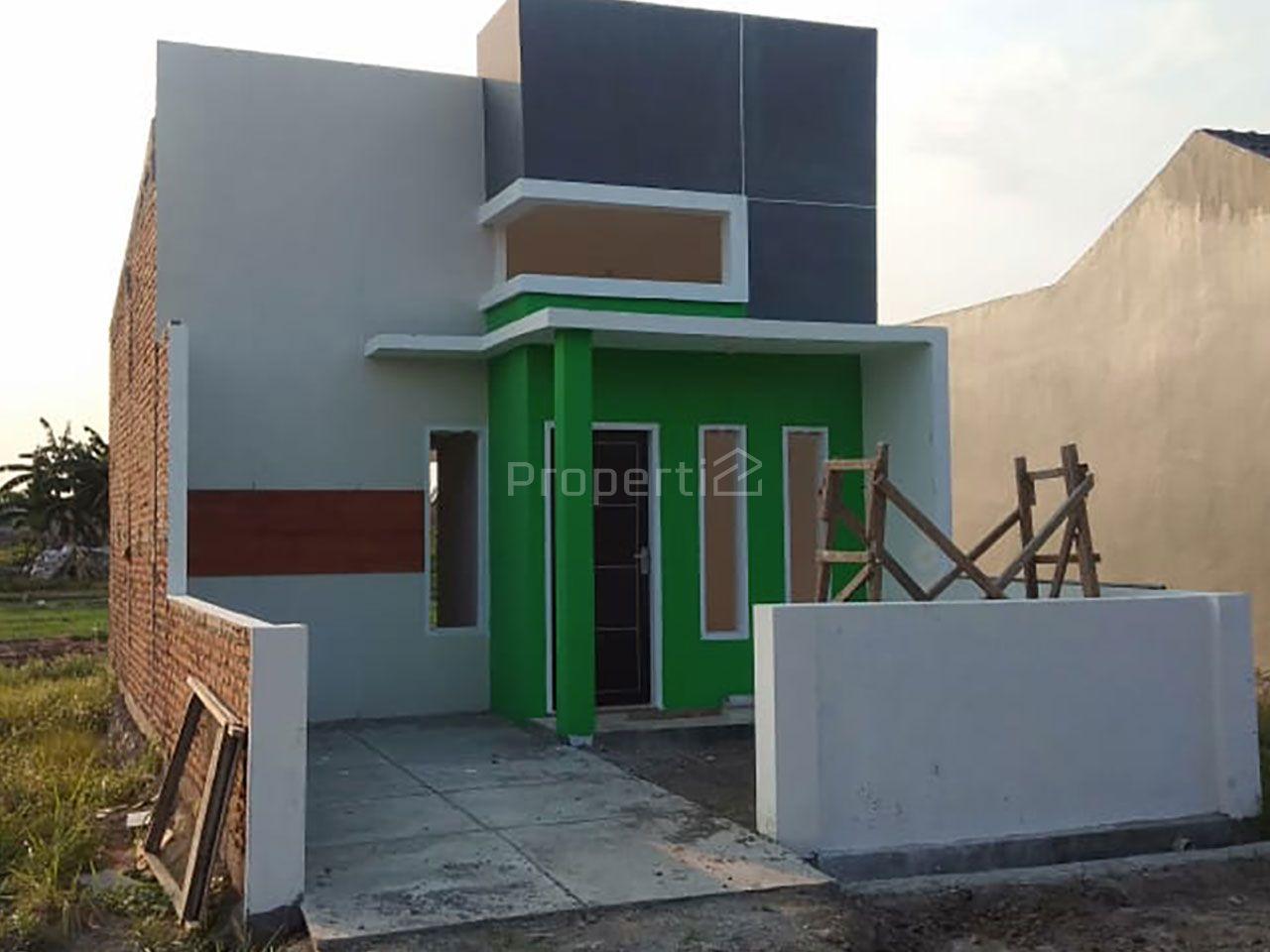 Rumah Baru di Perumahan Griya Alam Sentosa Sidoarjo, Jawa Timur