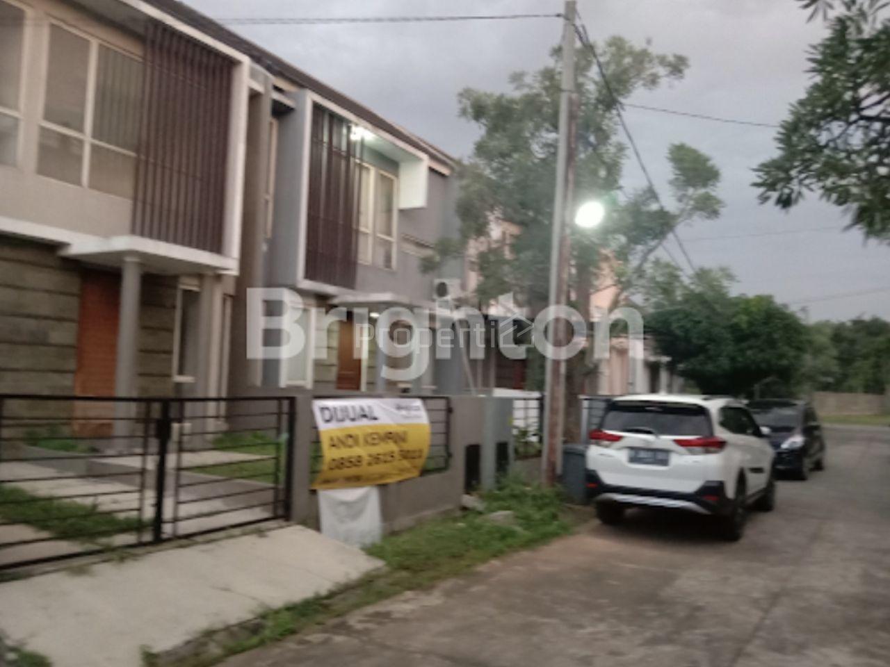 Rumah Baru di Perumahan Harvest city, Jawa Barat