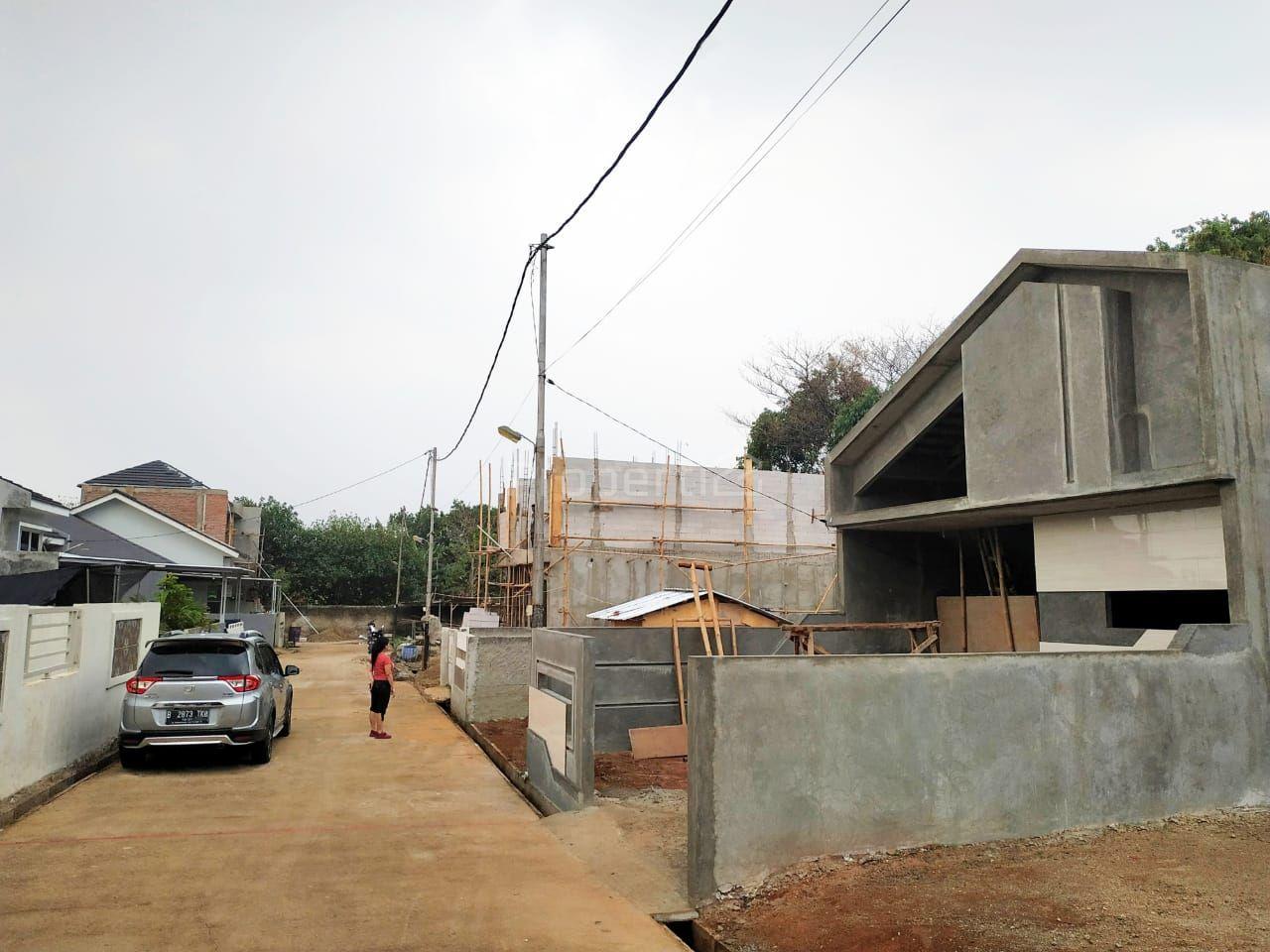 Rumah Baru di Perumahan Taman Melati, Kota Depok, Jawa Barat