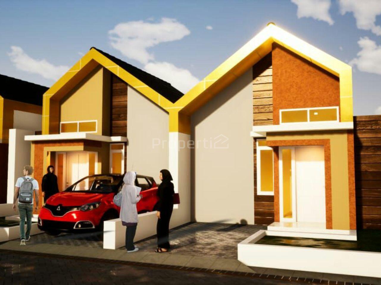 New House in Remboelan Residence, Serpong, Banten