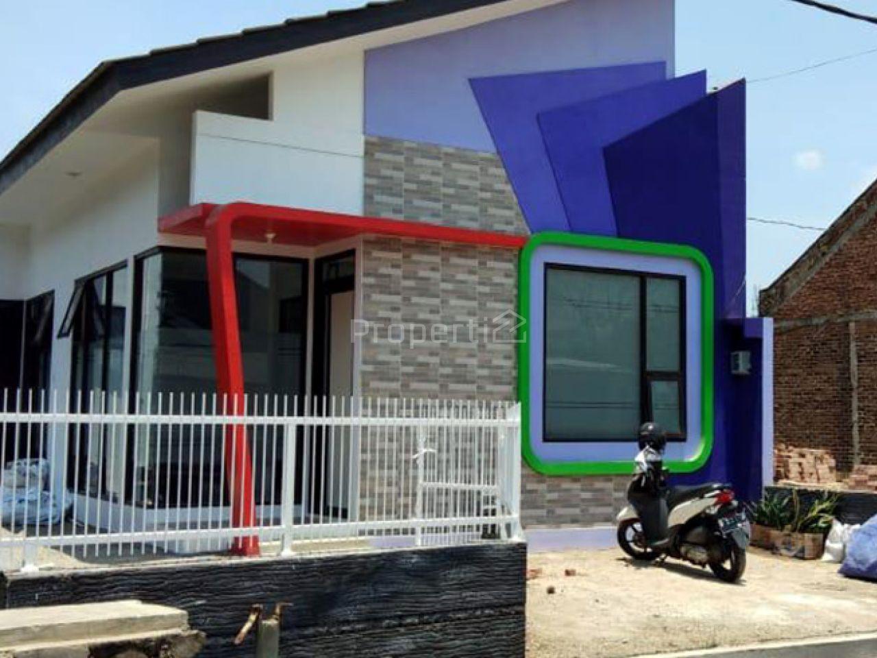 Rumah Baru Cisaranten Unit 1 di Sekitar Arcamanik, Jawa Barat