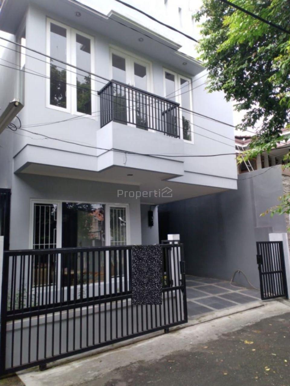 Rumah Baru di Tebet Barat, DKI Jakarta