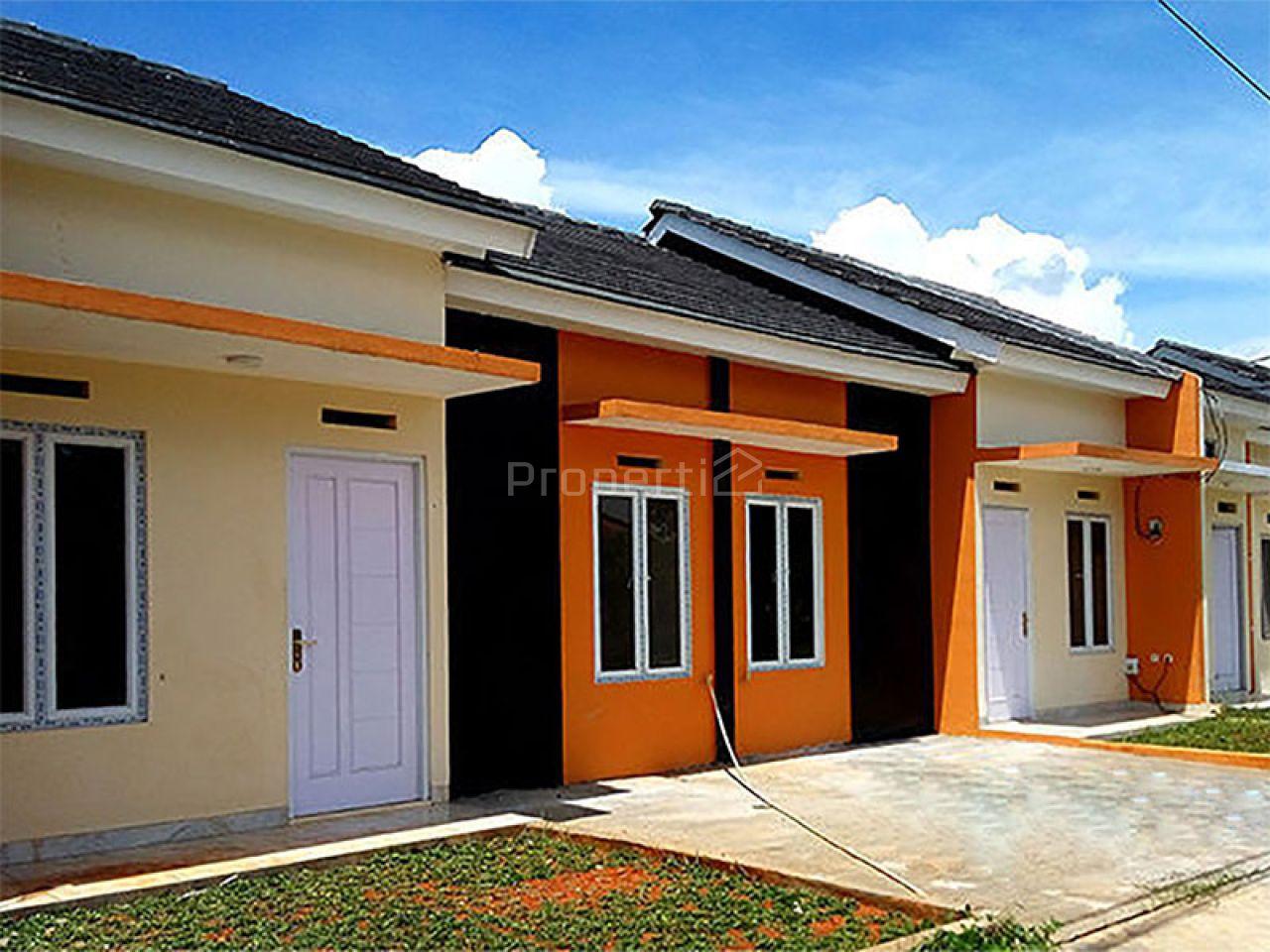 New House at Tigaraksa, Tangerang, Banten