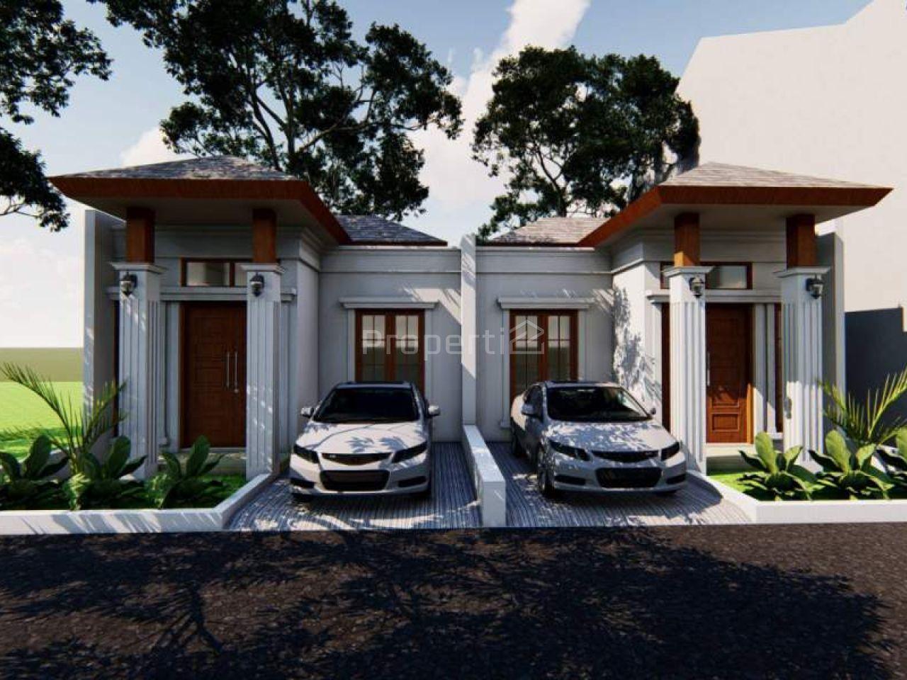 Rumah Baru di Wakay Residence 2, Jatisampurna, Kota Bekasi, Jawa Barat